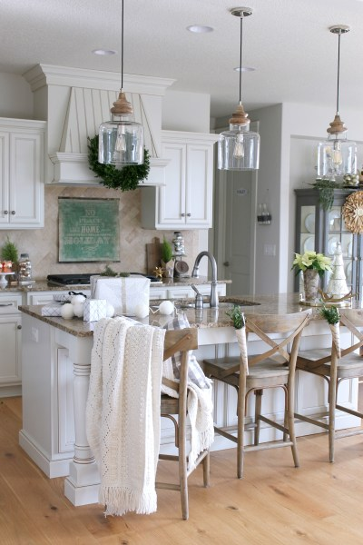 farmhouse kitchen island lights New Farmhouse Style Island Pendant Lights - Chic California