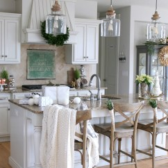 Hanging Kitchen Lights Over Island Clogged Drain New Farmhouse Style Pendant Chic California