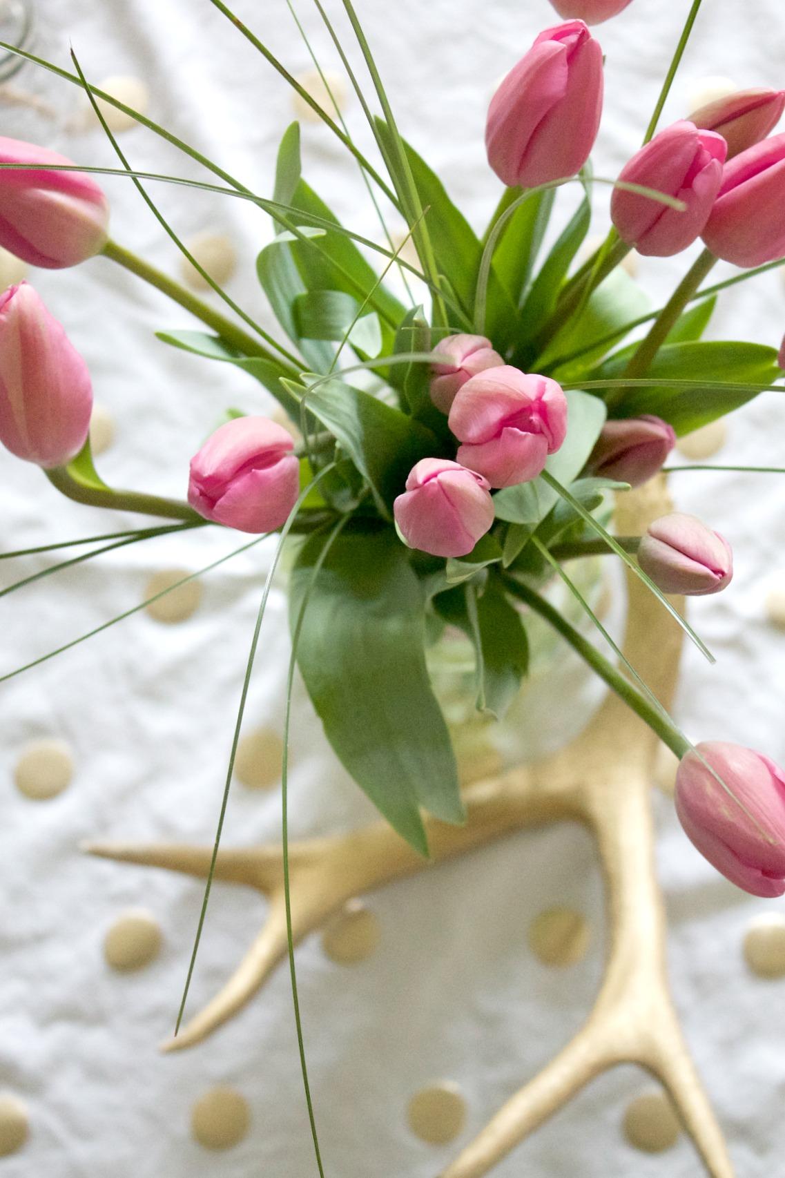 Tulip Centerpiece
