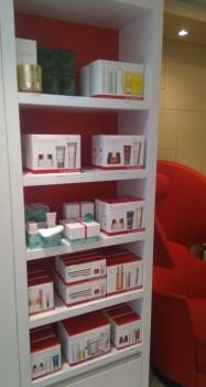 Boutique Clarins Skin Spa