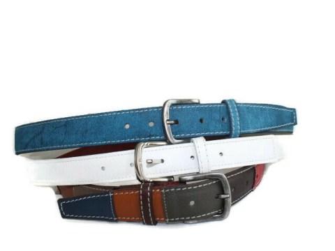 Nos ceintures femmes et hommes
