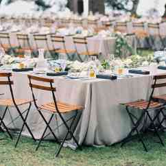 Wedding Chair Covers Rentals Seattle Outdoor French Bistro Dining Chairs Event In Monterey And Salinas Party Banquet The Peninsula