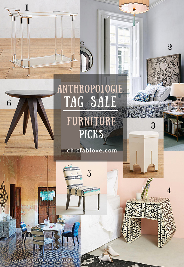 Anthropologie Tag Sale Home Decor Picks For June Chic Fab Love