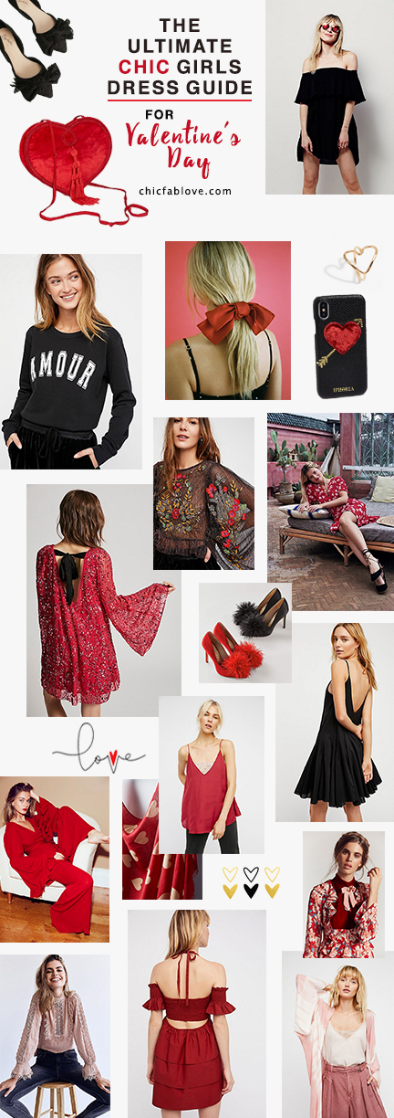 The Ultimate Chic Girls Dress Guide for Valentines Day