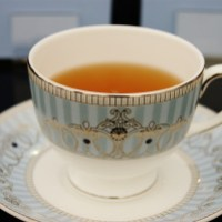 TASTE London: Our very own piece of Wedgwood from their Tea House