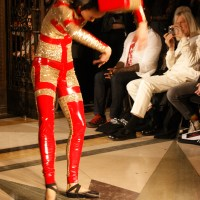 A kinky en-pointe show from Pam Hogg AW13