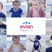 Baby & Me with Evian
