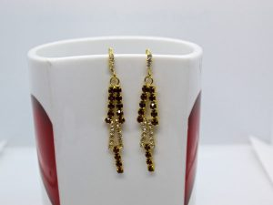 Crystal Drop Earring