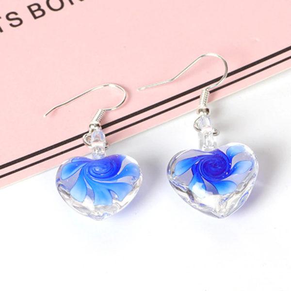 Design-Dangle-Earring-Blue