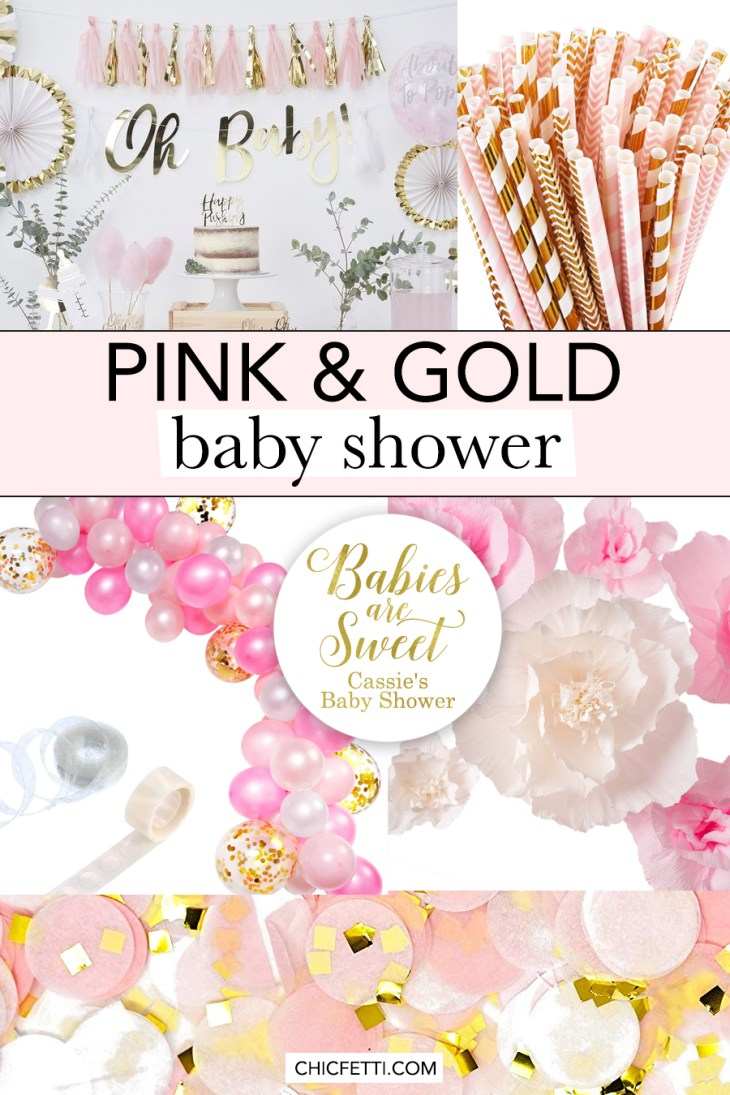20 Baby Shower Themes for Girls