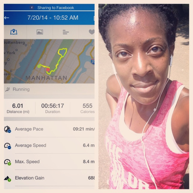 Training for the NYC Marathon: My Month 1 Experience (July) (4/6)