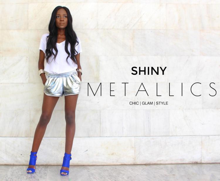 shiny Metallics