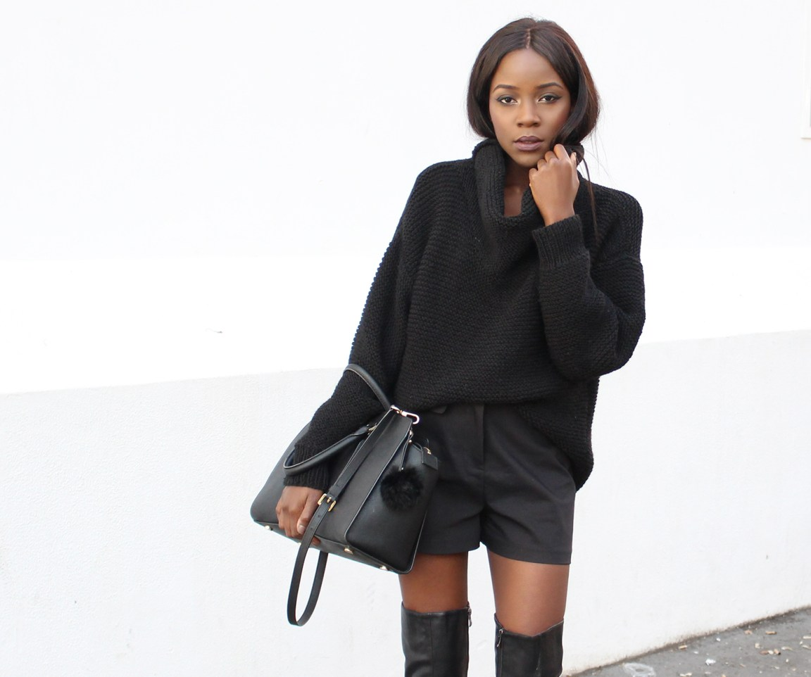 how-to-wear-shorts-in-winter