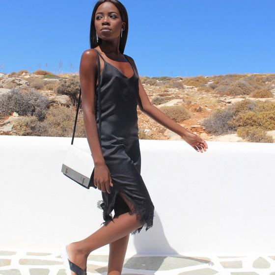 how-to-wear-a-satin-dress