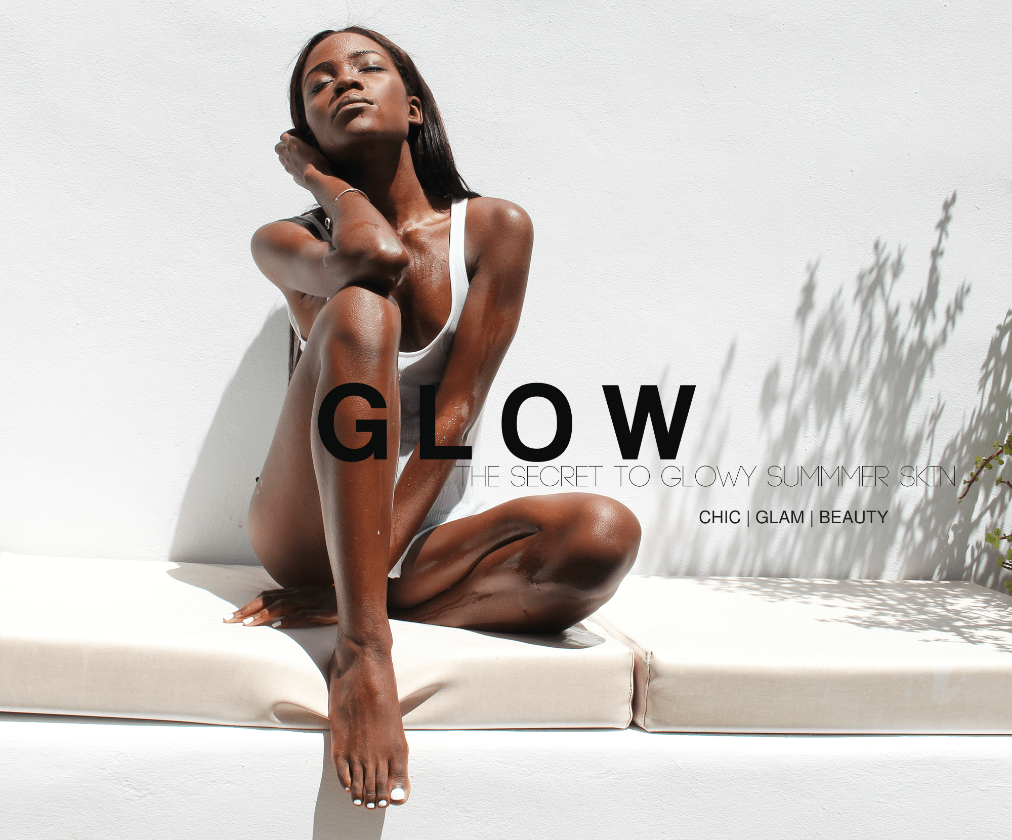 how-to-get-glowy-summer-skin