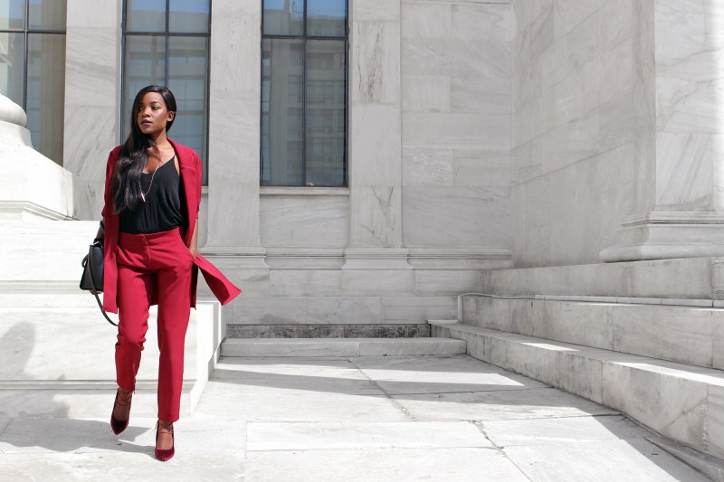 how-to-wear-pantsuits