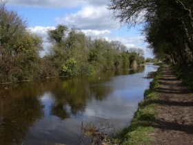 Chichester Canal view Donnington