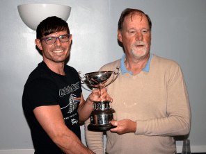 Andrew Mc|Dougall - Club Champion 2018