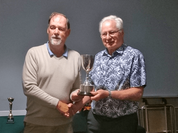 Philip Wake - Under 130 Champion 2018