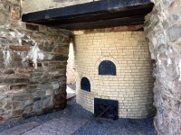 charcoal iron furnace  peregrinations