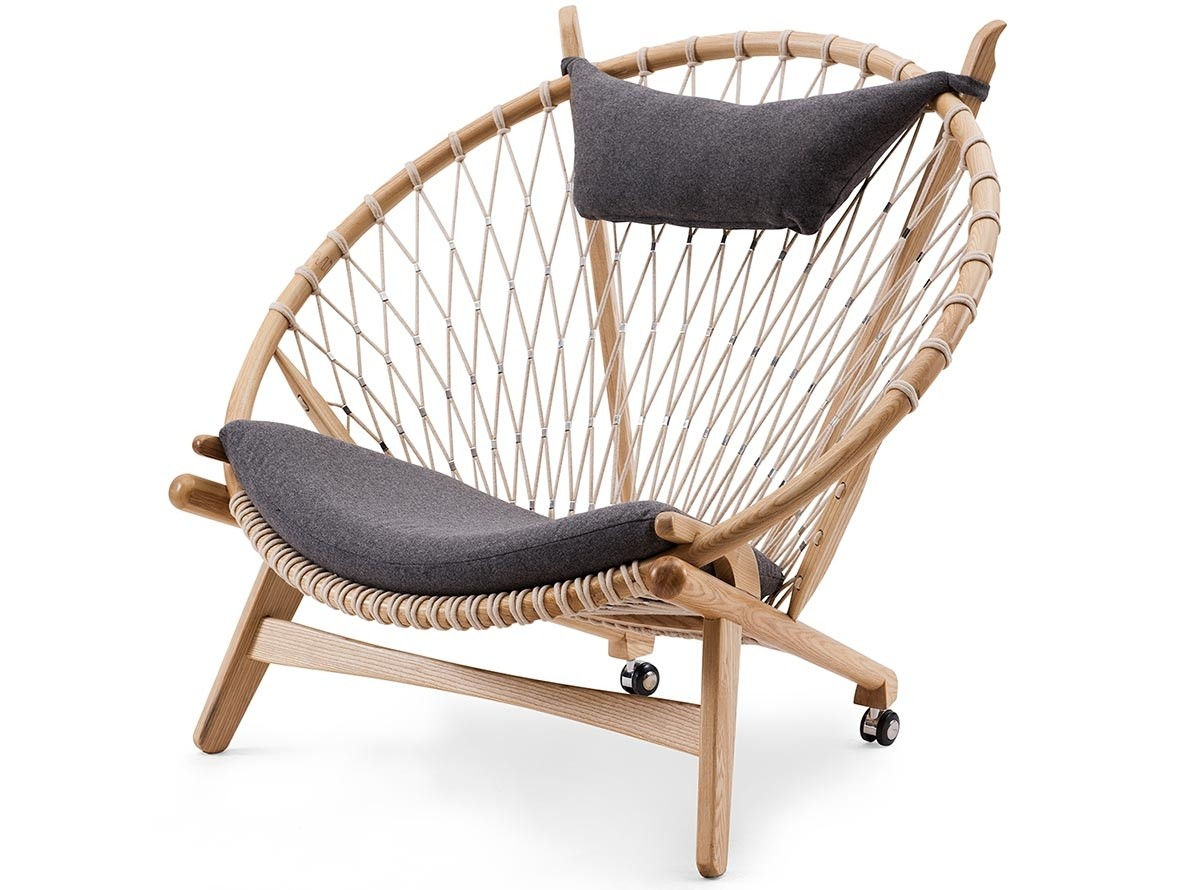 Circle Chair Hans Wegner Circle Chair Platinum Replica