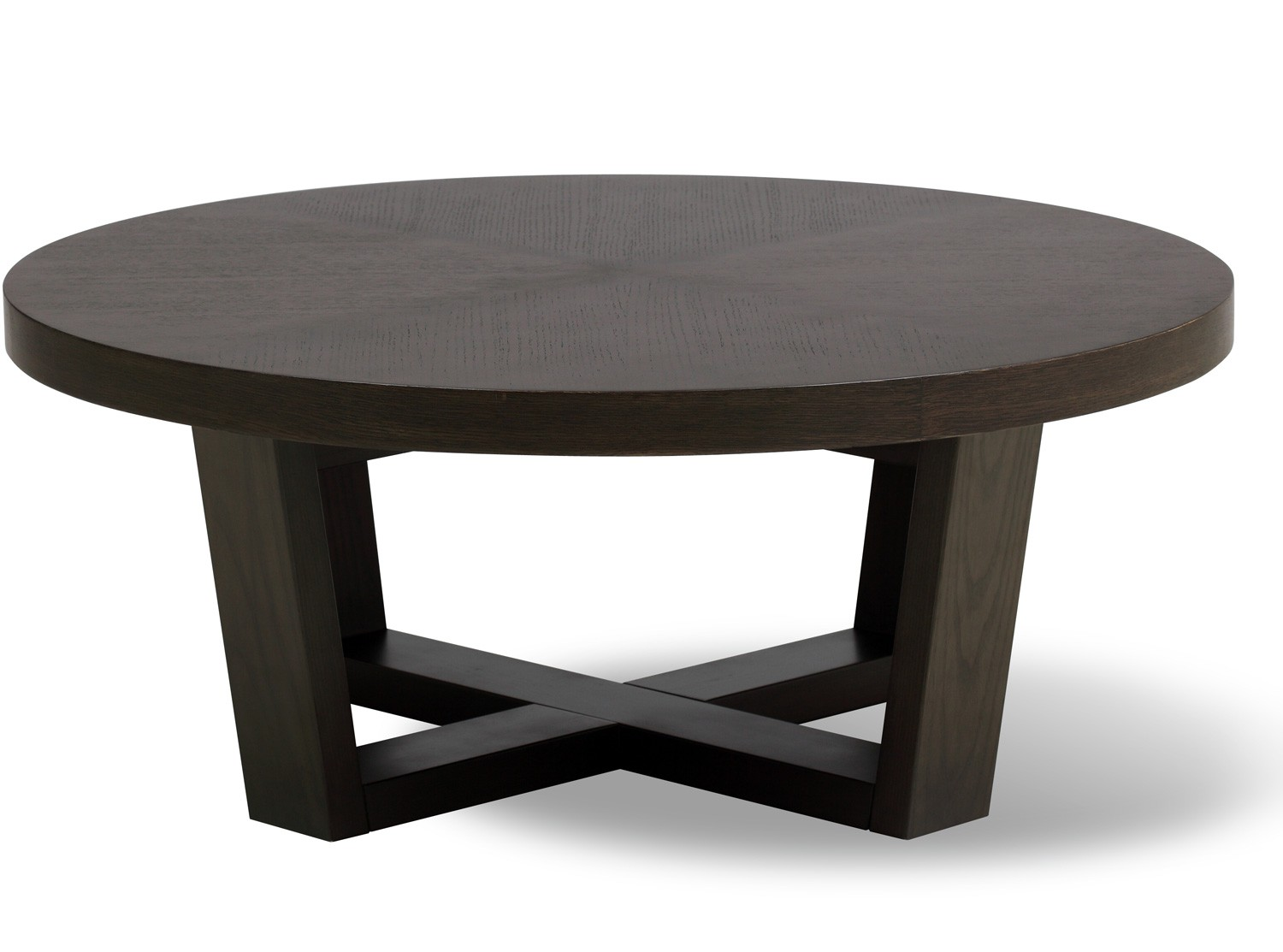Tamma Round Coffee Table (100 Cm