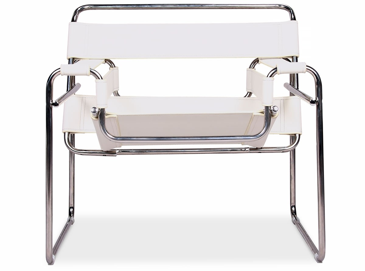 Wassily Chair Reproduction Wassily Chair Platinum Replica Chicicat