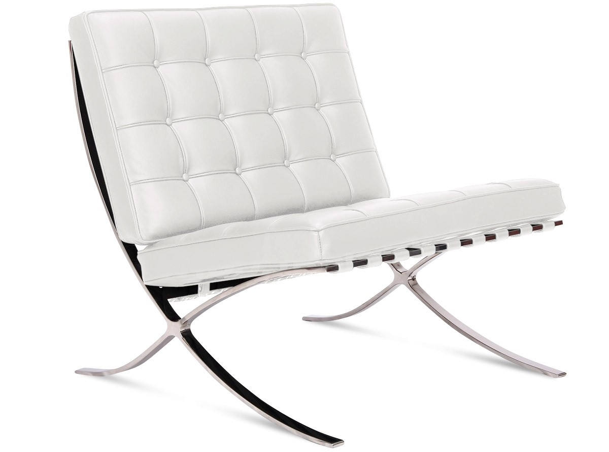 Barcelona Chair Reproduction Barcelona Sofa Daybed And Chair Replicas Chicicat