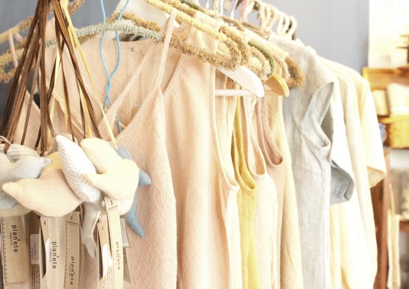Sustainable fashion in Bangkok: Planeta Organica