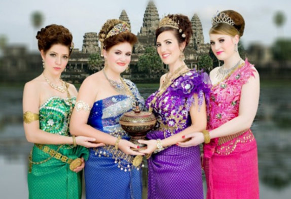 Cambodian Clothing Stores Online