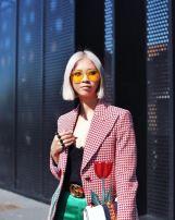 Milan Fashion Week SS18 Street Style