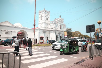 Colombo City Walk Pepper