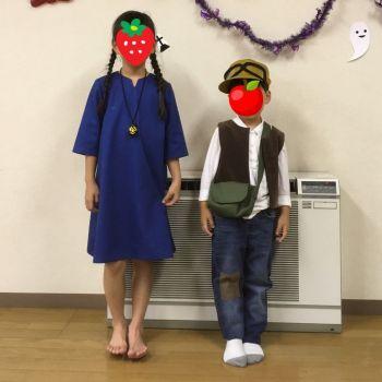 2017ハロウィン衣装計画 その9 ~ハロウィンパーティー着画写真~