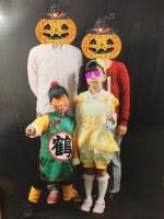 2018年ハロウィン衣装計画 THE FINAL~衣装を着て記念撮影~