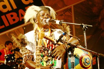 Owiny Sigoma Band at Sauti za Busara 2013