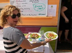 Amazing Food Truck Food at Seed & Social