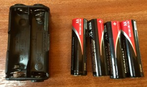 Batteries & battery pack