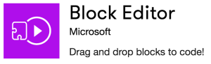 microbit Block Editor icon