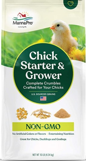 Chick Grower for Dos and Don'ts of feeding chickens