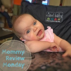 Keter Baby High Chair Reviews Beach Chairs Uk Argos Mommy Review Monday Ciao Portable