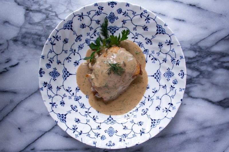 Chicken Pastis