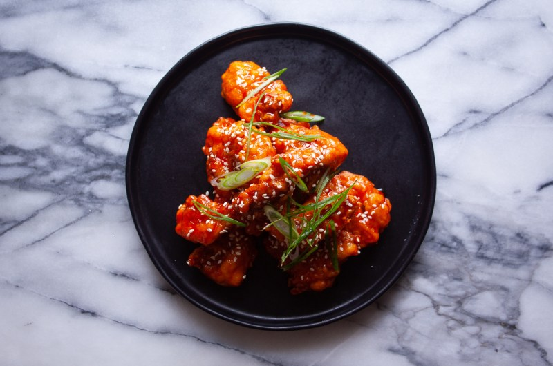 Korean Style Fried Chicken
