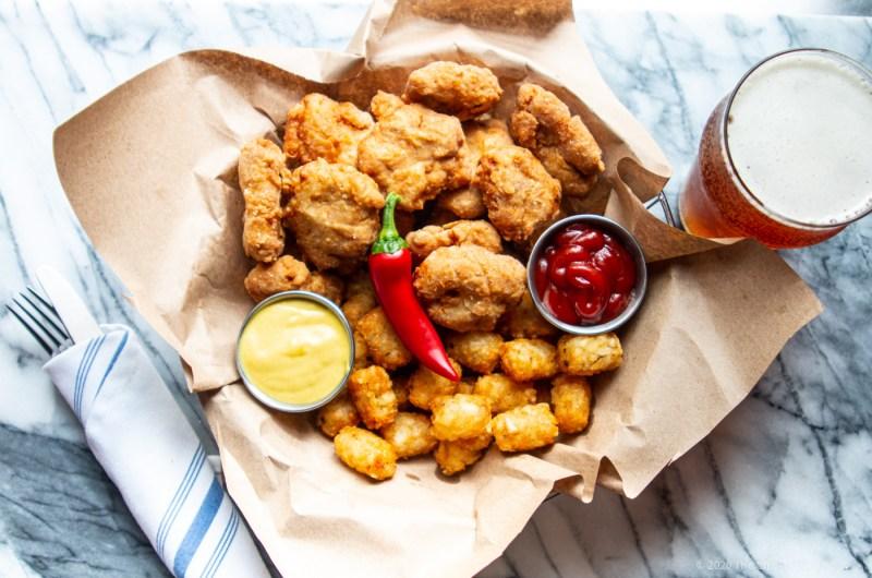 Chicken Thigh Nuggets