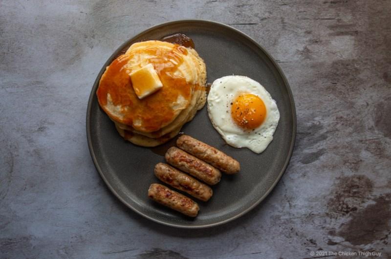 Chicken Thigh Breakfast Sausage