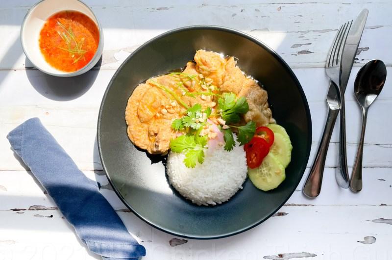 Easy Chicken Thigh Massaman Curry