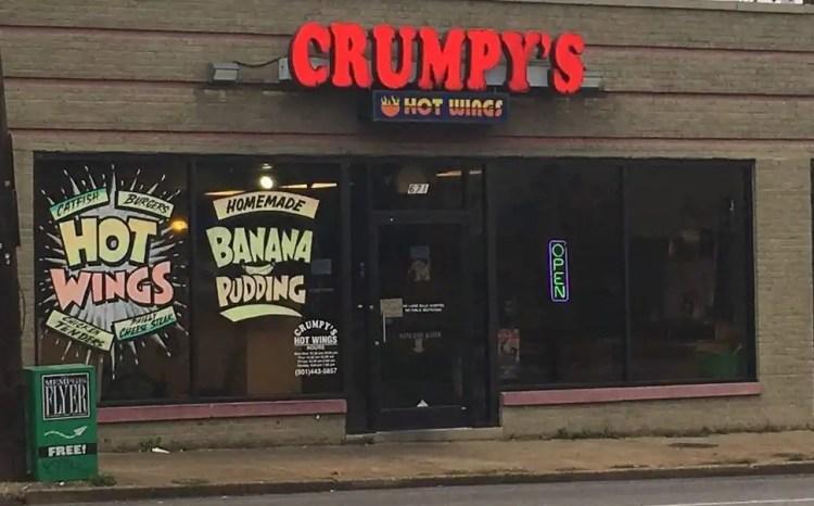 crumpys front
