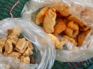 Cracklings AND Pork Rinds