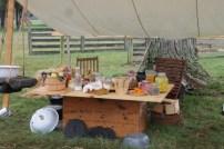 Food tent?