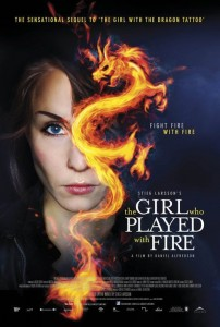 The Girl Who Played With Fire Movie Poster 202x300 - The Girl Who Played with Fire