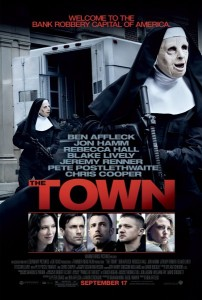 the town movie poster 01 405x600 202x300 - The Town